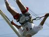 Vill du se handboll från nya perspektiv - prova High Jump
